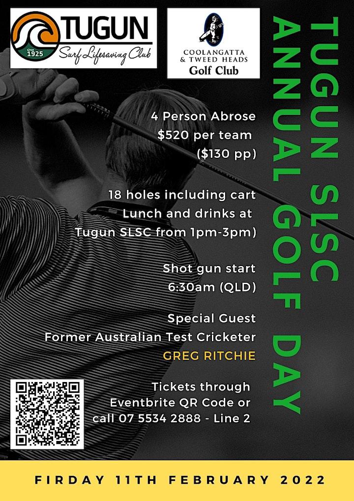 Tugun SLSC Golf Day image