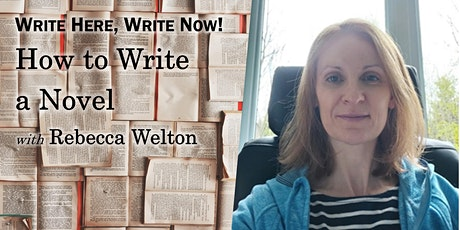 WHWN - How to Write a Novel: Genre tickets