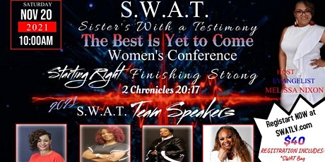 2nd Annual The Best Is Yet to Come Women's Conference tickets