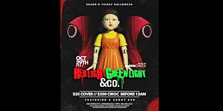 &Company Resto Bar - Halloween: Red Light Green Light tickets