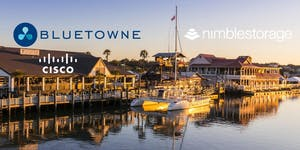 Happy Hour with Bluetowne, Cisco & Nimble Storage