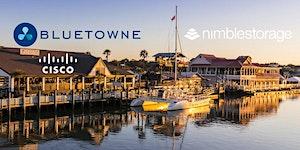 Happy Hour with Bluetowne, Cisco & Nimble Storage