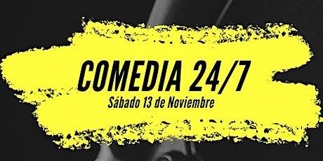 Comedia 24/7 tickets