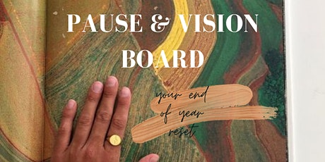 Pause & Vision Board: A One Day Retreat in Inner West Sydney tickets