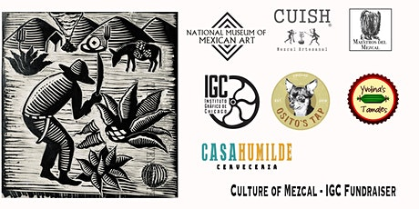 National Museum of Mexican Art - Culture of Mezcal - IGC Fundraiser tickets