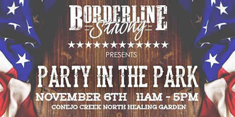 Borderline Strong presents Party In The Park tickets