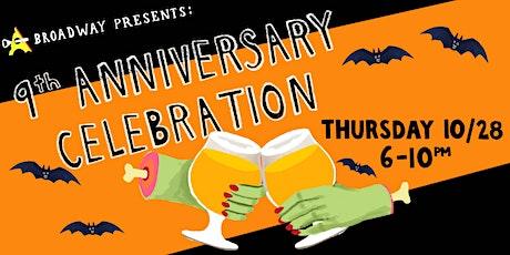 Astoria Bier & Cheese Broadway 9 Year Anniversary Party! tickets