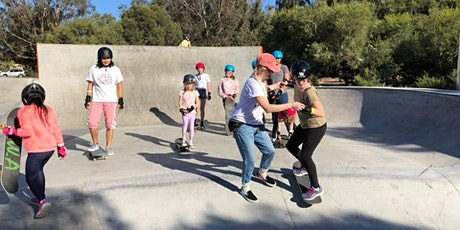 Bibra Lake Free Skateboard Clinic tickets