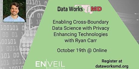 Online: Enabling Cross-Boundary Data Science with Privacy Enhancing Tech tickets