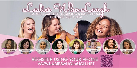 Ladies Who Laugh tickets