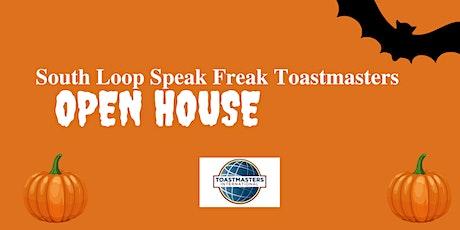 South Loop Speak Freaks Toastmasters OPEN HOUSE!!! tickets