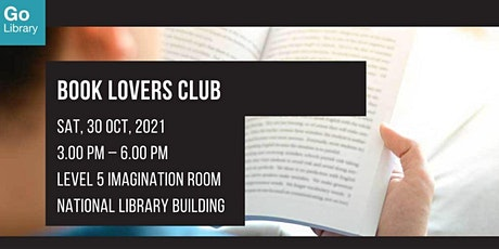 Book Lovers Club tickets