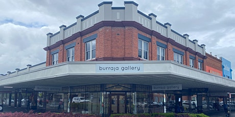 Burraja Gallery. Where to next... tickets