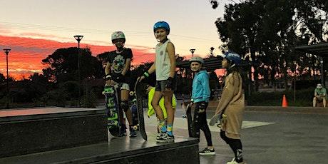 Mills Park  Free Skateboard Clinic tickets