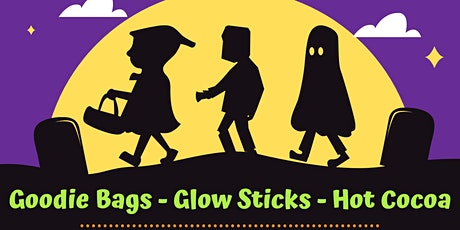 4th Annual Trick or Treat at Station house tickets