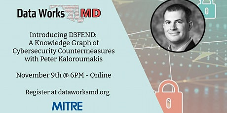 Introducing D3FEND, A Knowledge Graph of Cybersecurity Countermeasures tickets