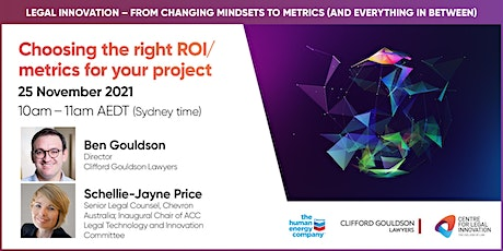 Choosing the right ROI/metrics for your project tickets