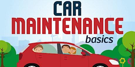 Basic Car Maintenance tickets