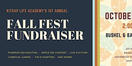 Fall Fest Fundraiser 2021 tickets