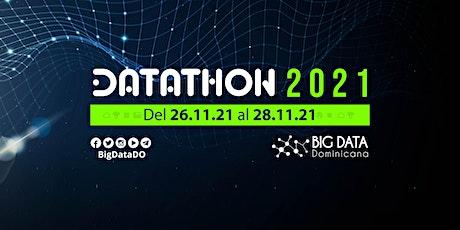 Datathon 2021 tickets