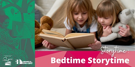 Bedtime Storytime tickets