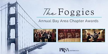 PRSA - San Francisco Bay Area The Foggies Awards Hybrid Event tickets