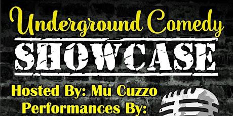 Underground Comedy Showcase tickets