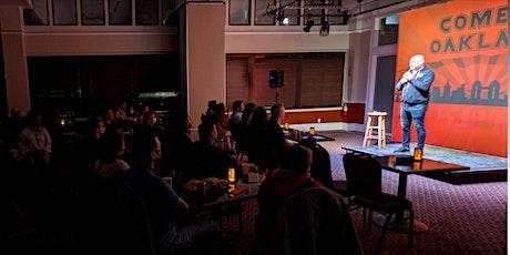 Comedy Oakland Live - Fri Nov 5 2021 tickets