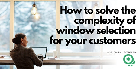 How to solve the complexity of window selection for your customers biglietti