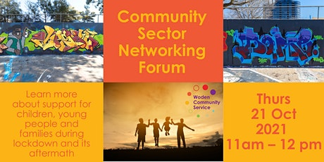 Community Sector Networking Forum tickets