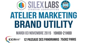Atelier Marketing Brand Utility @EEMI