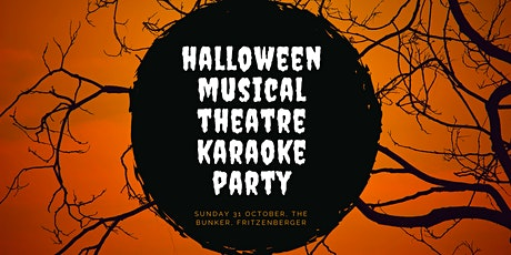 Halloween Musical Theatre Karaoke Party tickets
