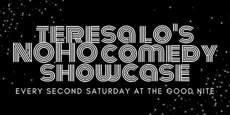 Teresa Lo's Noho Comedy Showcase [November 13, 2021] tickets
