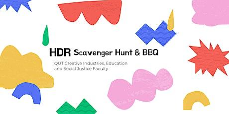 QUT HDR Scavenger Hunt tickets