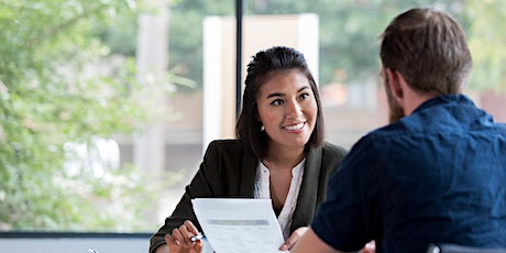 Tips and Skills for Job Interviews tickets