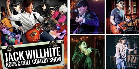 Jack Willhite's Rock & Roll Comedy Show tickets