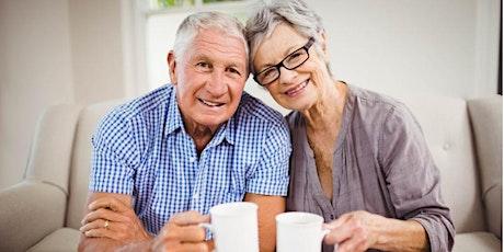 FREE Seniors Coffee & Craft tickets