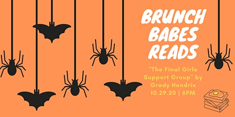 Brunch Babes Reads: October 2021 Virtual Book Club tickets