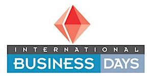International Business Days: November 6th