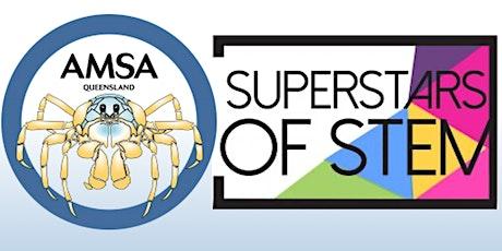 Superstars of STEM Science Communication Panel tickets