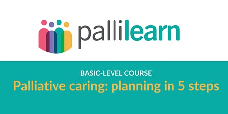 Palliative Caring: Planning in 5 Steps   Dec 2  Townsville tickets