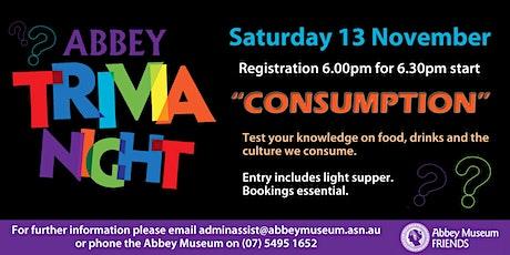 Abbey Trivia Night - Consumption tickets