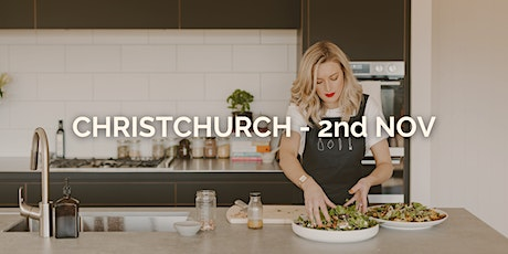SALADS: Cooking Demonstration with Steph Peirce - CHRISTCHURCH tickets
