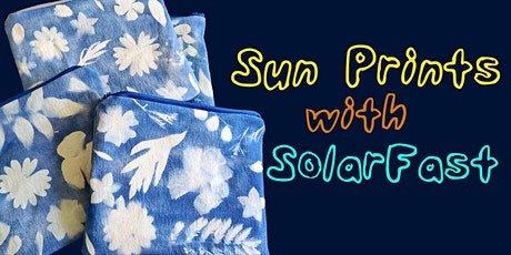Sun Printing with SolarFast tickets