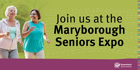Maryborough Seniors Expo tickets