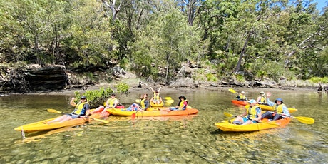Women's Kayaking Day: Port Hacking // Sunday 16th January tickets