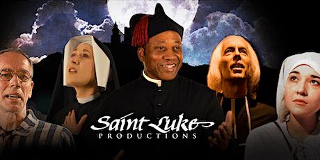 Benefit Dinner for St. Luke Productions billets