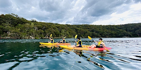 Women's Kayaking Day: Port Hacking //Sunday 20th February tickets