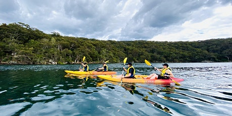 Women's Kayaking Day: Port Hacking //Thursday 14th April tickets