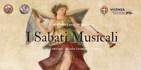 I Sabati Musicali biglietti